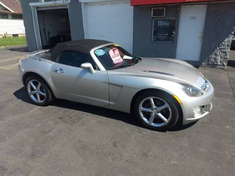2007 Saturn SKY for sale at Economy Motors in Muncie IN