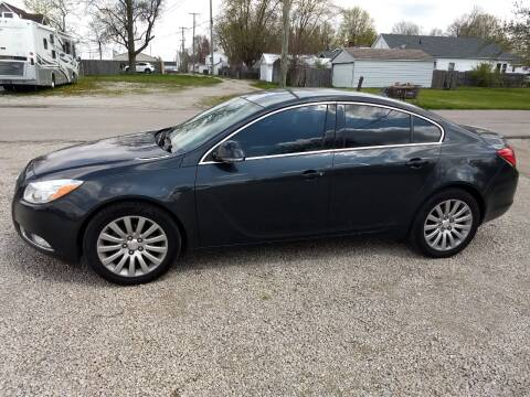 2012 Buick Regal for sale at Economy Motors in Muncie IN