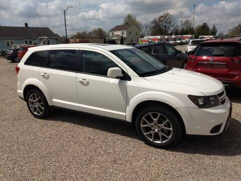 2017 Dodge Journey for sale at Economy Motors in Muncie IN