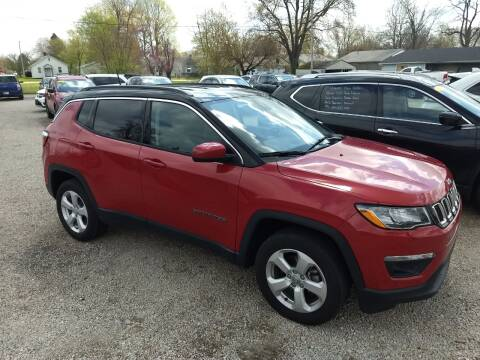 2018 Jeep Compass for sale at Economy Motors in Muncie IN