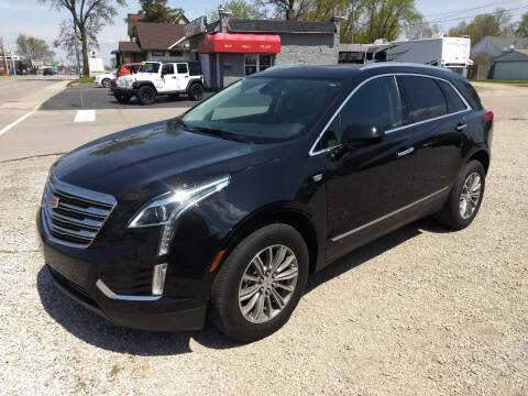 2017 Cadillac XT5 for sale at Economy Motors in Muncie IN