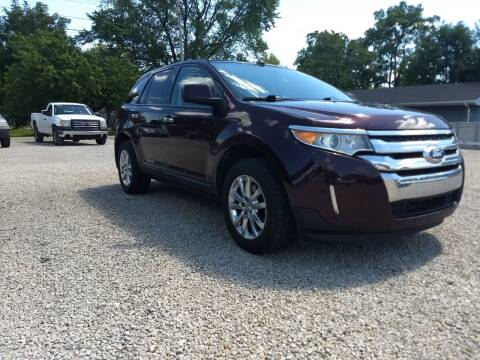 2011 Ford Edge for sale at Economy Motors in Muncie IN