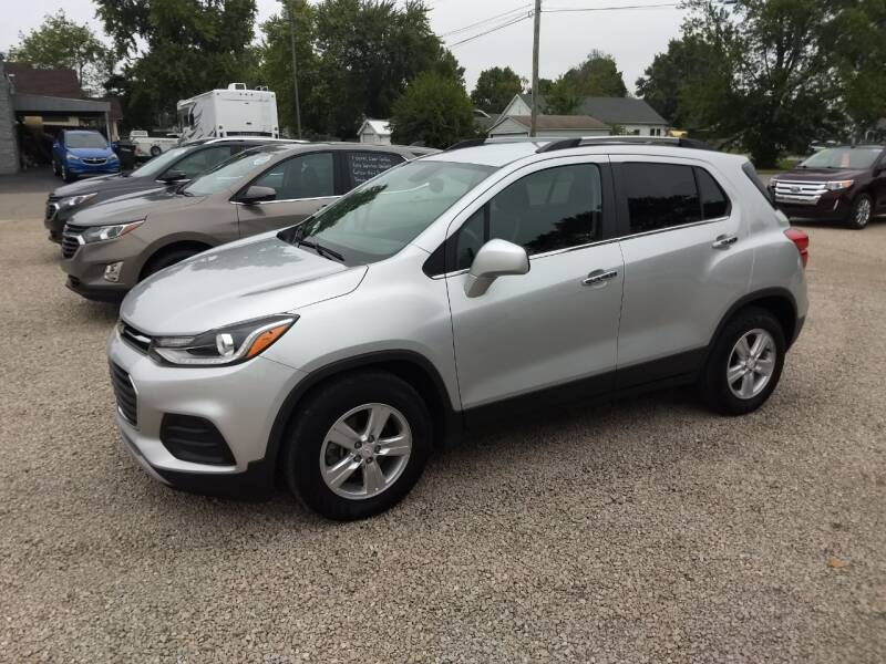 2017 Chevrolet Trax for sale at Economy Motors in Muncie IN