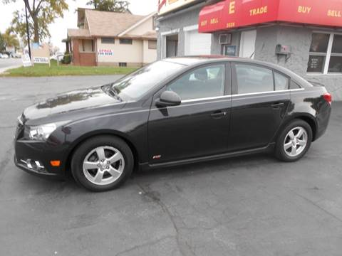 2014 Chevrolet Cruze for sale at Economy Motors in Muncie IN