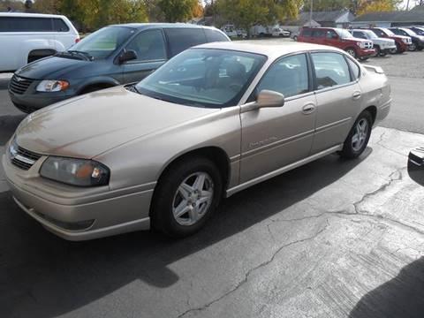 2004 Chevrolet Impala for sale at Economy Motors in Muncie IN
