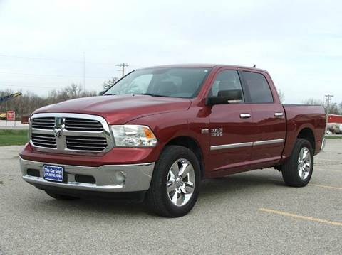 2013 RAM Ram Pickup 1500 for sale at The Car Guys in Atlantic IA