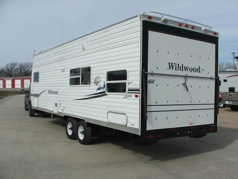 2006 Wildwood 26T Sport for sale at The Car Guys RV & Auto in Atlantic IA