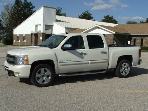 2010 Chevrolet Silverado 1500 for sale at The Car Guys in Atlantic IA