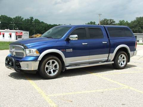 2016 RAM Ram Pickup 1500 for sale at The Car Guys in Atlantic IA