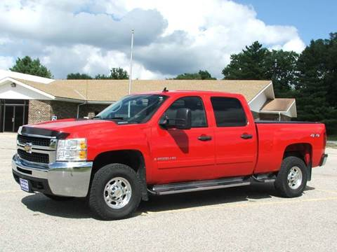 2008 Chevrolet Silverado 2500HD for sale at The Car Guys in Atlantic IA