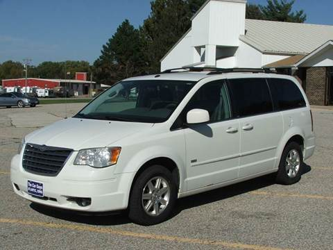 2008 Chrysler Town and Country for sale at The Car Guys in Atlantic IA