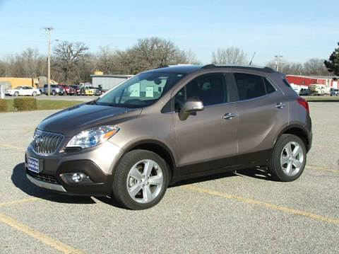 2015 Buick Encore for sale at The Car Guys in Atlantic IA