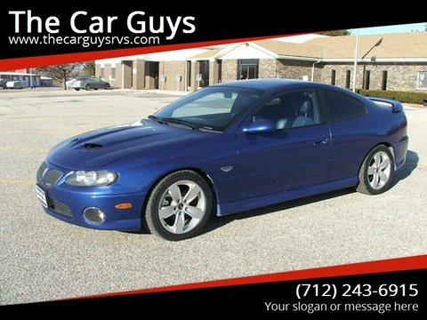 2004 Pontiac GTO for sale in Atlantic, IA