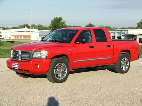 2010 Dodge Dakota for sale at The Car Guys in Atlantic IA