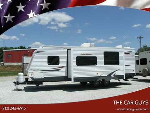 2012 Trail Runner 27FBHSS for sale in Atlantic, IA