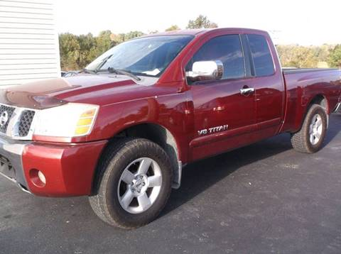2006 Nissan Titan for sale in Bardstown, KY