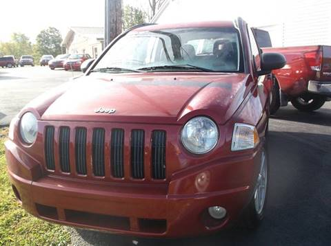 2009 Jeep Compass for sale in Bardstown, KY