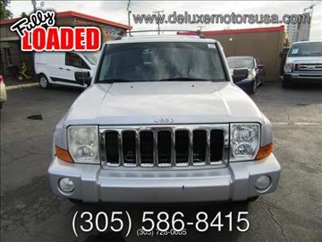 2006 Jeep Commander for sale in Miami Lakes, FL