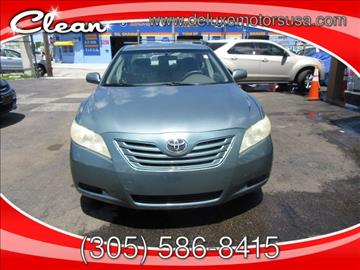 2009 Toyota Camry for sale in Miami Lakes, FL