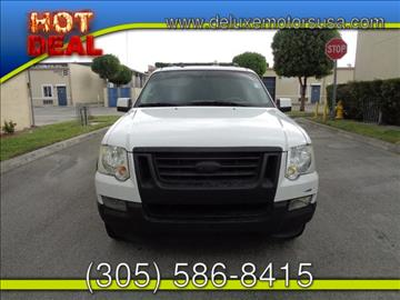 2007 Ford Explorer for sale in Miami Lakes, FL