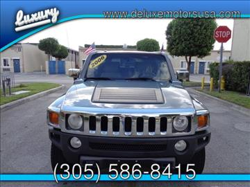 2006 HUMMER H3 for sale in Miami Lakes, FL