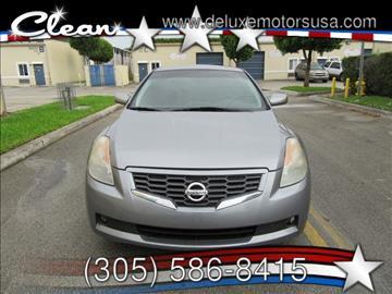 2009 Nissan Altima for sale in Miami Lakes, FL