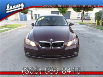 2007 BMW 3 Series for sale in Miami Lakes, FL