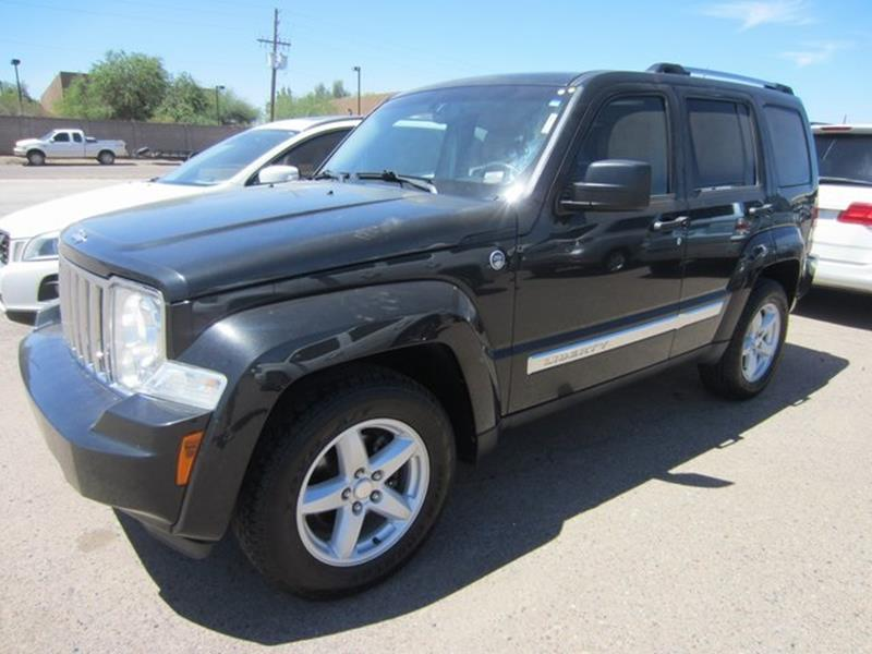 2012 Jeep Liberty For Sale At Precision Fleet Services In Tempe AZ