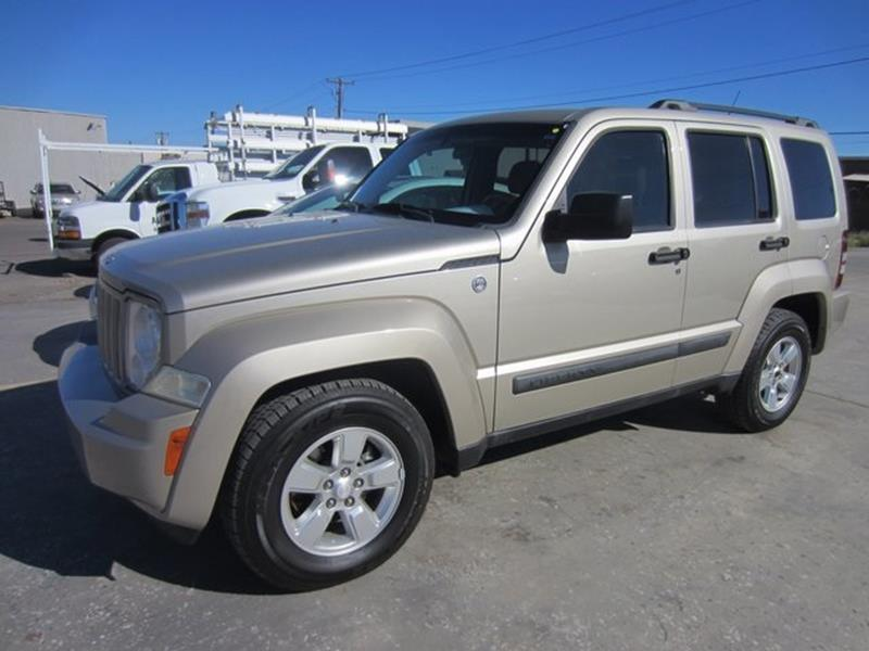 2011 Jeep Liberty For Sale At Precision Fleet Services In Tempe AZ