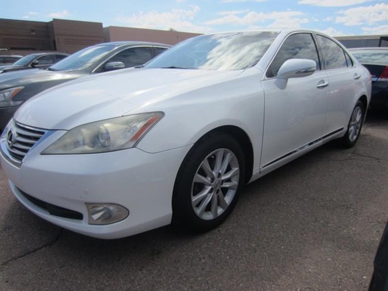 2012 Lexus ES 350 For Sale At Precision Fleet Services In Tempe AZ
