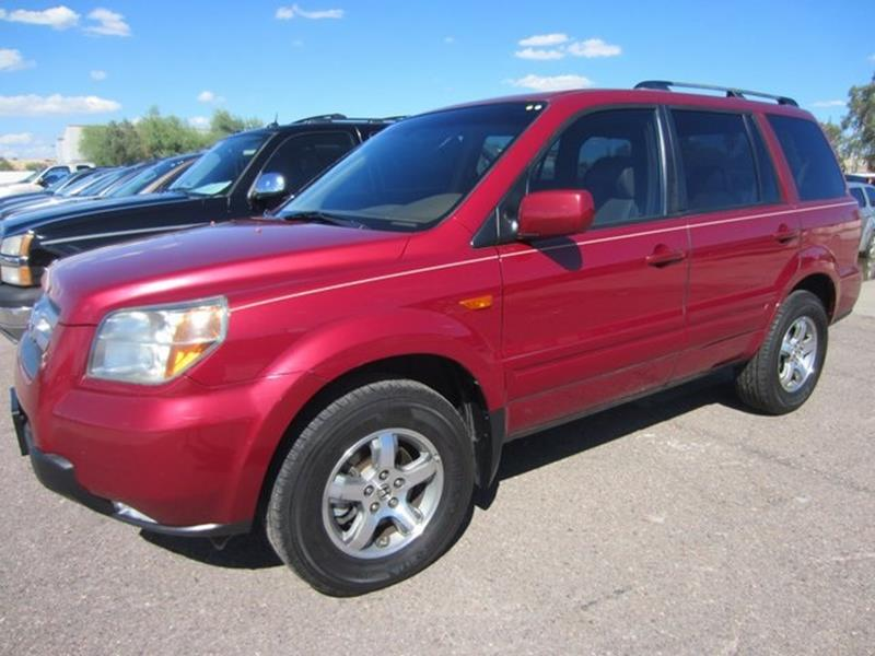 2006 Honda Pilot For Sale At Precision Fleet Services In Tempe AZ