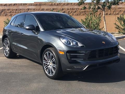 2017 Porsche Macan for sale in Tempe, AZ