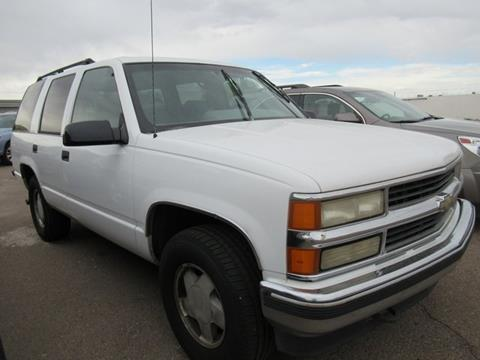 1995 Chevrolet Suburban for sale in Tempe, AZ