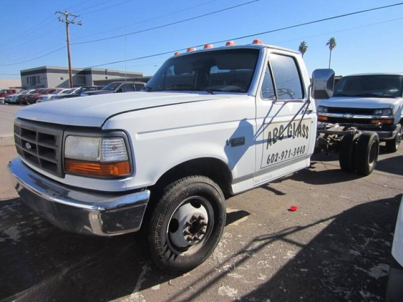 1995 Ford F-350 for sale at AUTO HOUSE TEMPE in Tempe AZ
