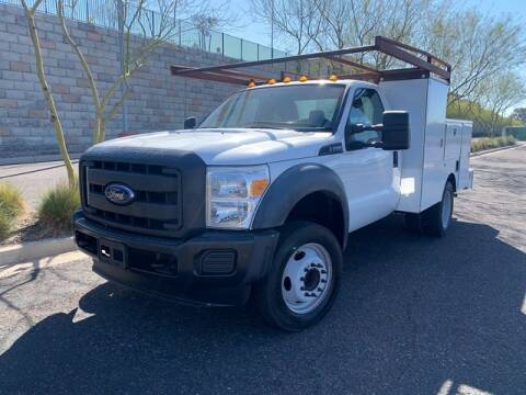2016 Ford F-450 Super Duty for sale at AUTO HOUSE TEMPE in Tempe AZ