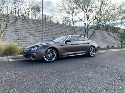 2013 BMW 6 Series for sale at AUTO HOUSE TEMPE in Tempe AZ