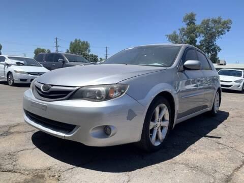 2010 Subaru Impreza for sale at AUTO HOUSE TEMPE in Tempe AZ