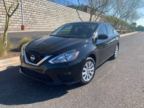 2017 Nissan Sentra S for sale at AUTO HOUSE TEMPE in Tempe AZ