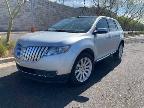 2015 Lincoln MKX for sale at AUTO HOUSE TEMPE in Tempe AZ