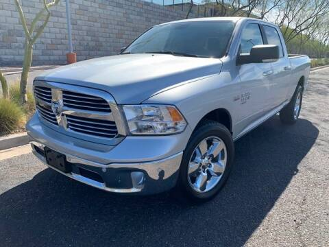 2019 RAM Ram Pickup 1500 Classic Big Horn for sale at AUTO HOUSE TEMPE in Tempe AZ
