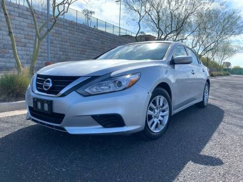 2018 Nissan Altima 2.5 S for sale at AUTO HOUSE TEMPE in Tempe AZ