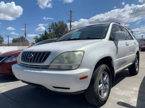 2003 Lexus RX 300 for sale at AUTO HOUSE TEMPE in Tempe AZ