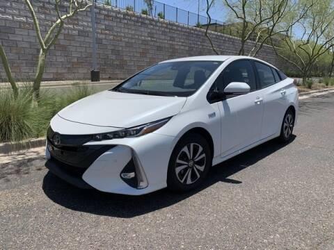 2017 Toyota Prius Prime for sale at AUTO HOUSE TEMPE in Tempe AZ