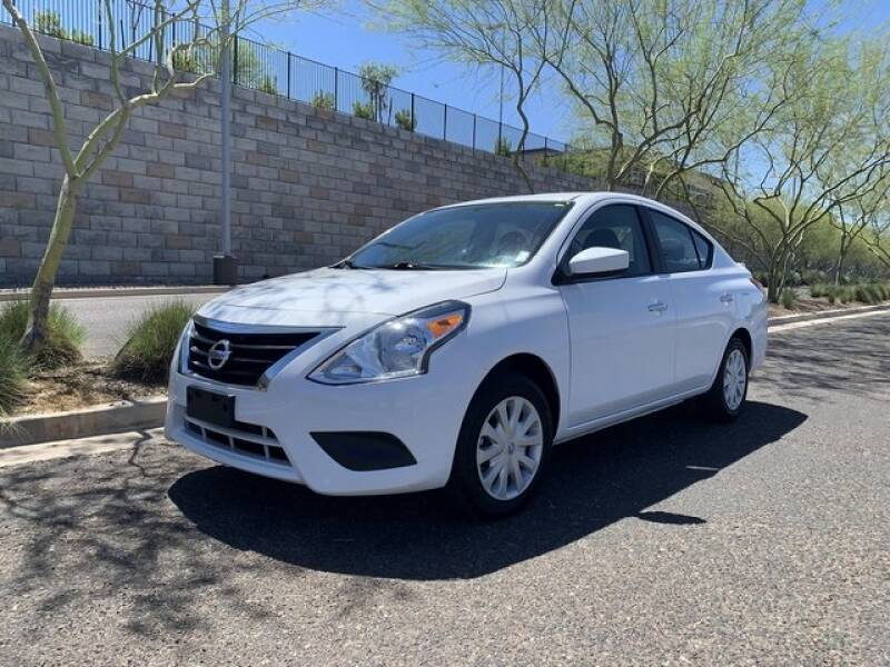 2019 Nissan Versa for sale at AUTO HOUSE TEMPE in Tempe AZ