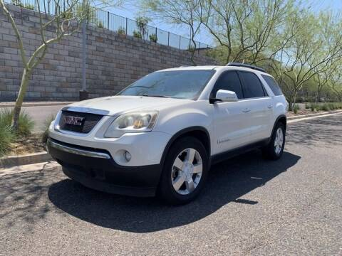 2008 GMC Acadia for sale at AUTO HOUSE TEMPE in Tempe AZ