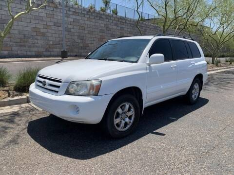 2007 Toyota Highlander for sale at AUTO HOUSE TEMPE in Tempe AZ