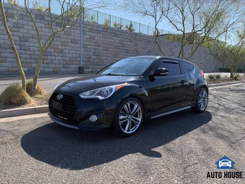 2013 Hyundai Veloster for sale at AUTO HOUSE TEMPE in Tempe AZ
