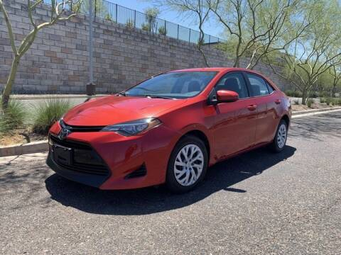 2017 Toyota Corolla for sale at AUTO HOUSE TEMPE in Tempe AZ