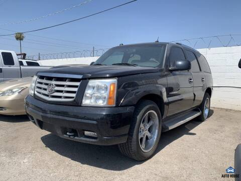 2005 Cadillac Escalade for sale at AUTO HOUSE TEMPE in Tempe AZ