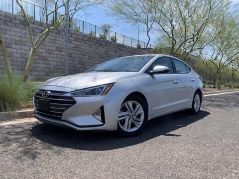2019 Hyundai Elantra for sale at AUTO HOUSE TEMPE in Tempe AZ